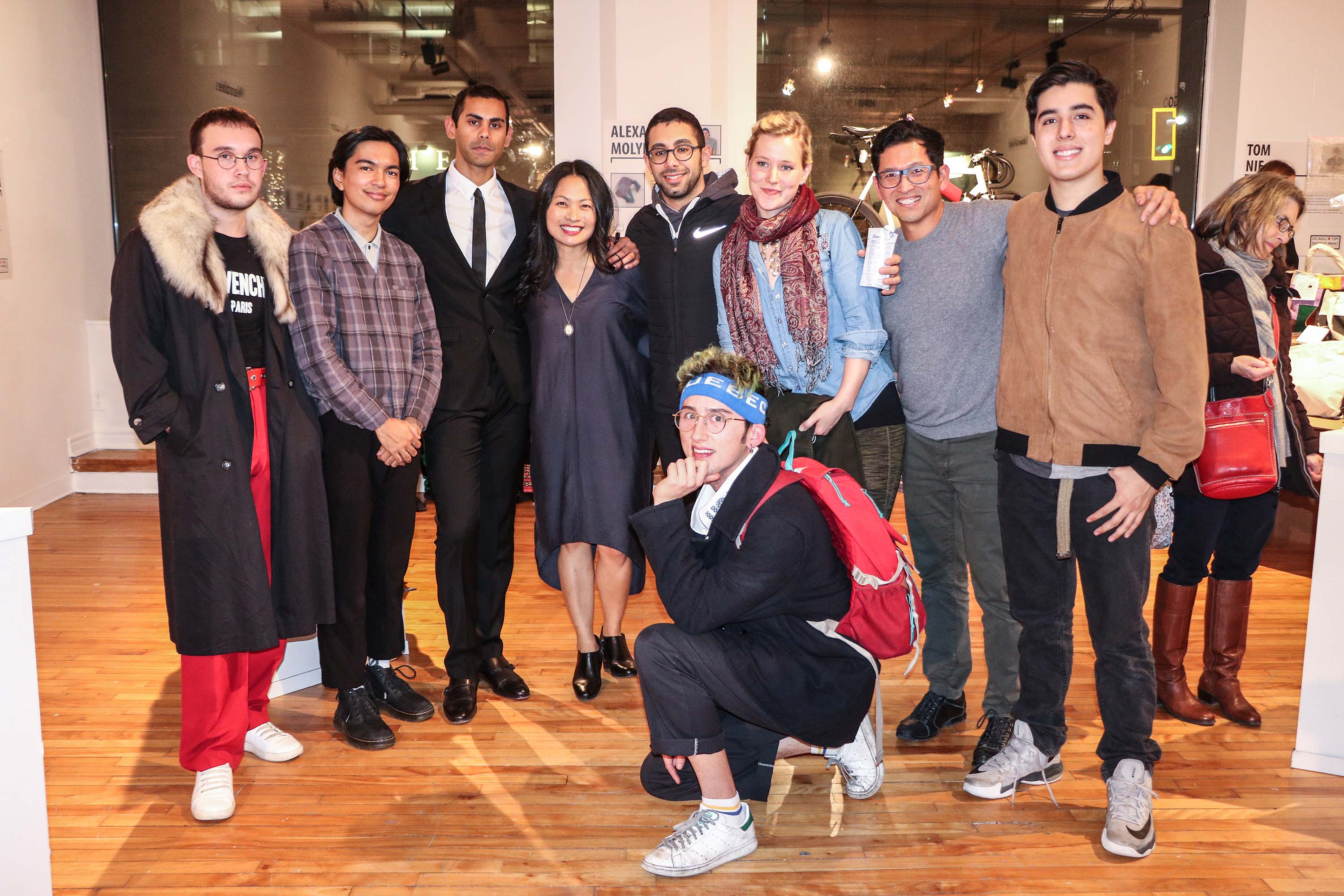 OCAD U teams up with Regent Park's Immigrant Creative Women's Collective