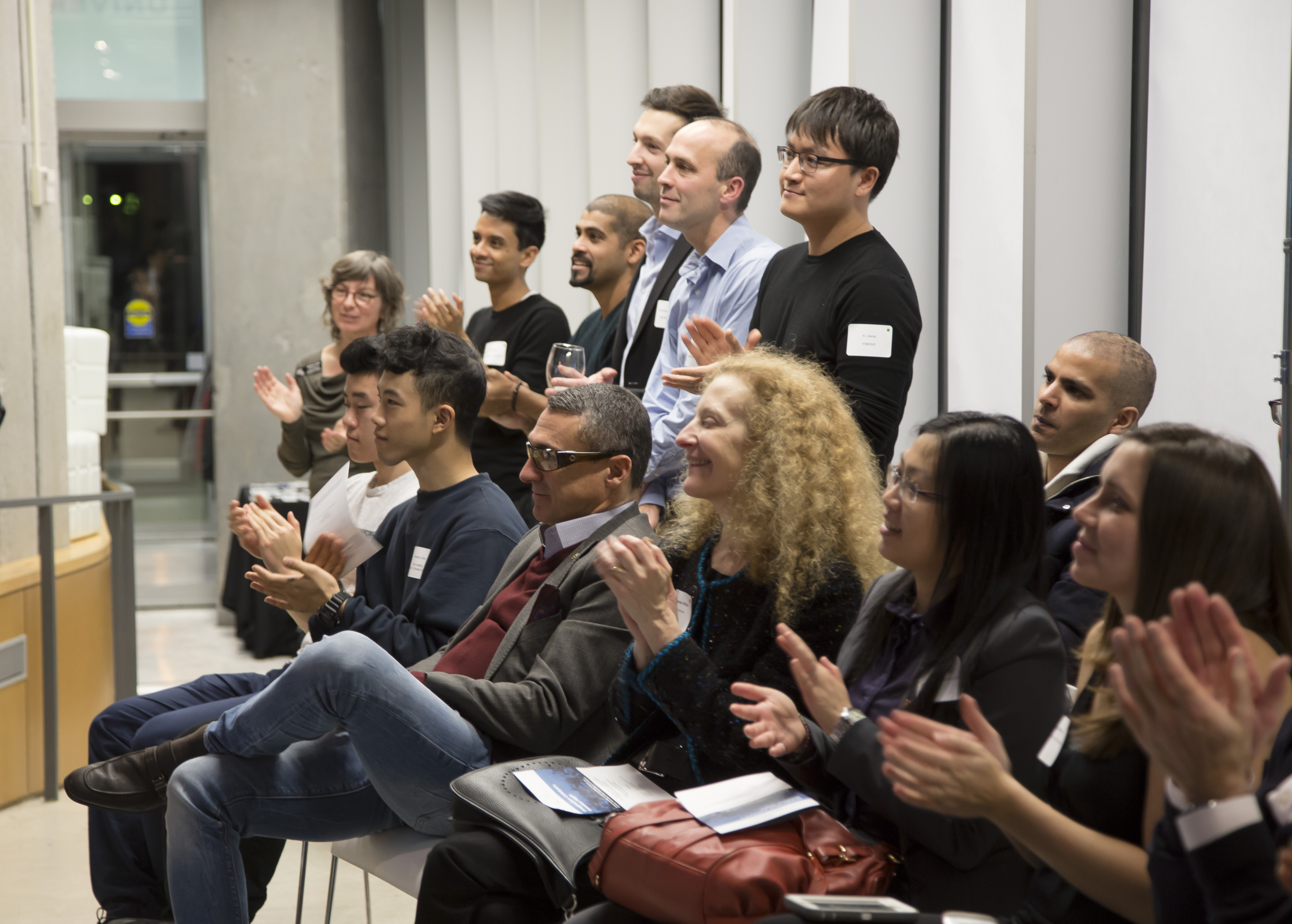 Guests at the Imagination Catalyst's Investor Night. Photo: Hendrick Lau