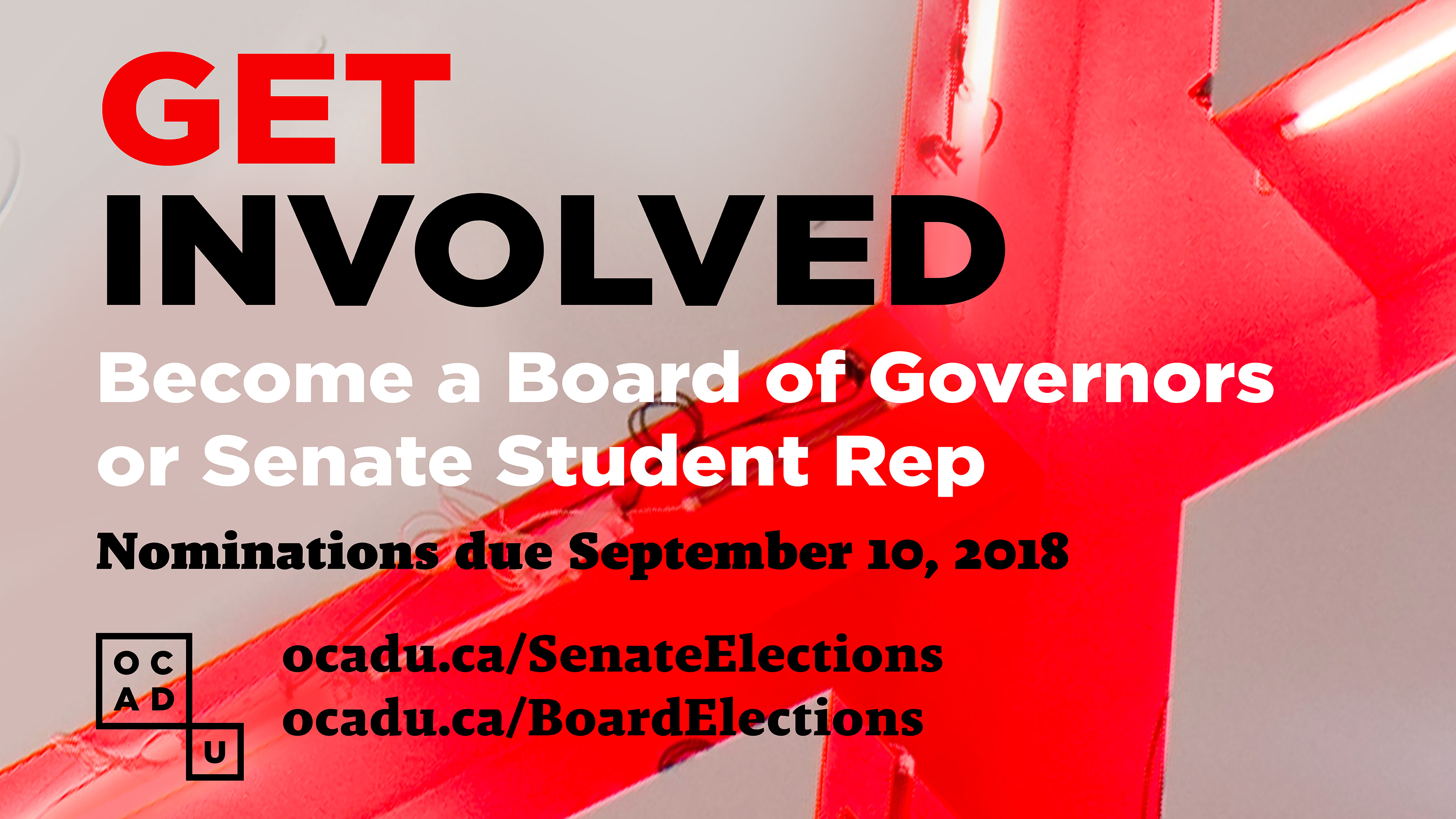 Get Involved: Become a Board of Governors or Senate Student Rep