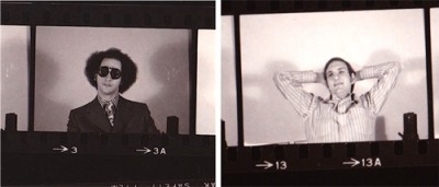 David Mirvish (left) and Daniel Solomon (right) in the 60s.