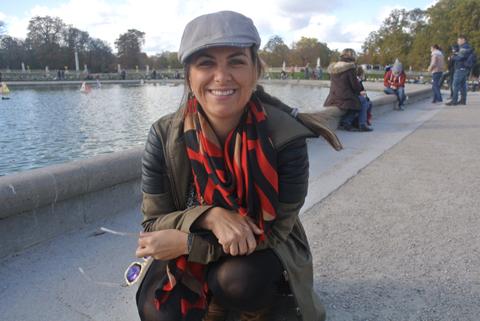 Dr. Julie Nagam. Photo courtesy Dr. Julie Nagam.