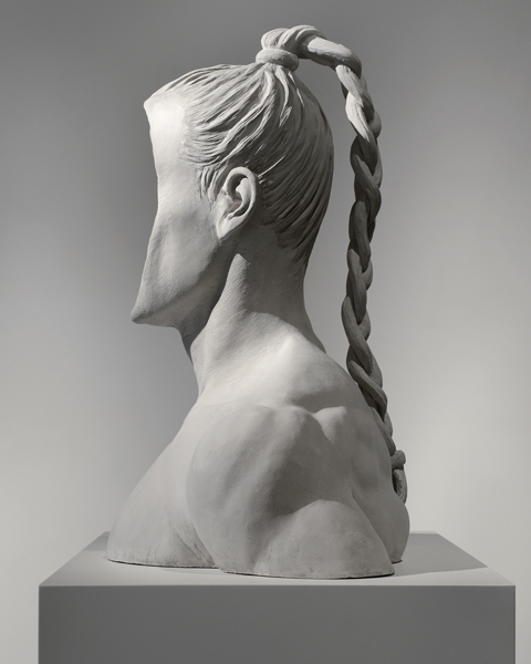 Medusa by Chris Curreri. Image courtesy Daniel Faria Gallery.