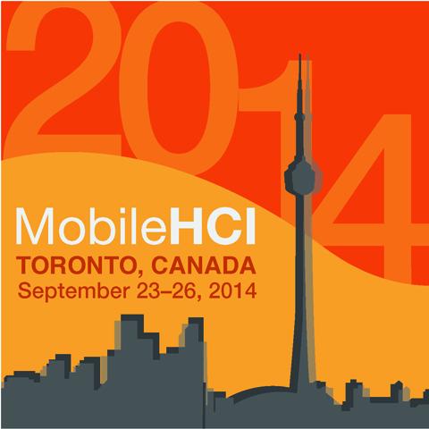 Mobile HCI logo