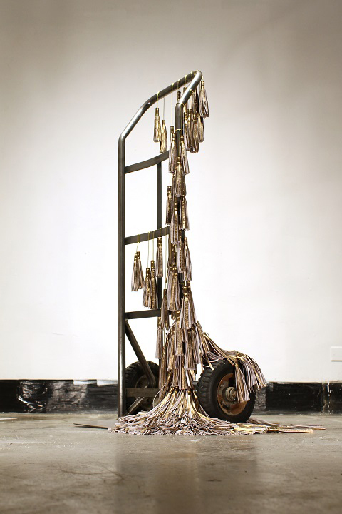 My Dolly is Prettier than Your Dolly by Jared Prince. Image courtesy Graduate Gallery.