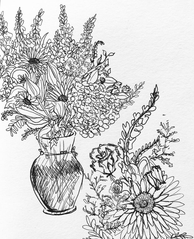Classic Florals by Sam Bertram