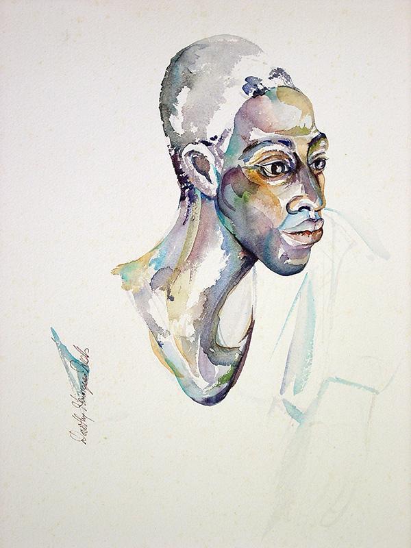 Dorothy Wells, Memories of Africa – Sanko, circa 1984