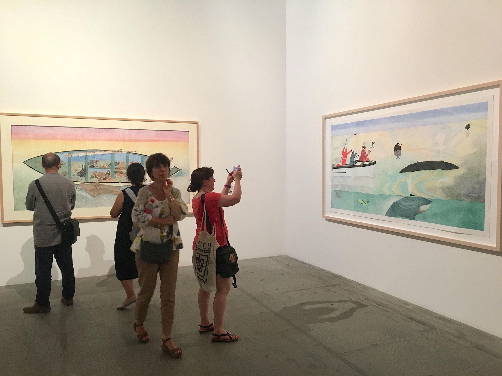 Kananginak-Pootoogook-Venice-Biennale-July-2017