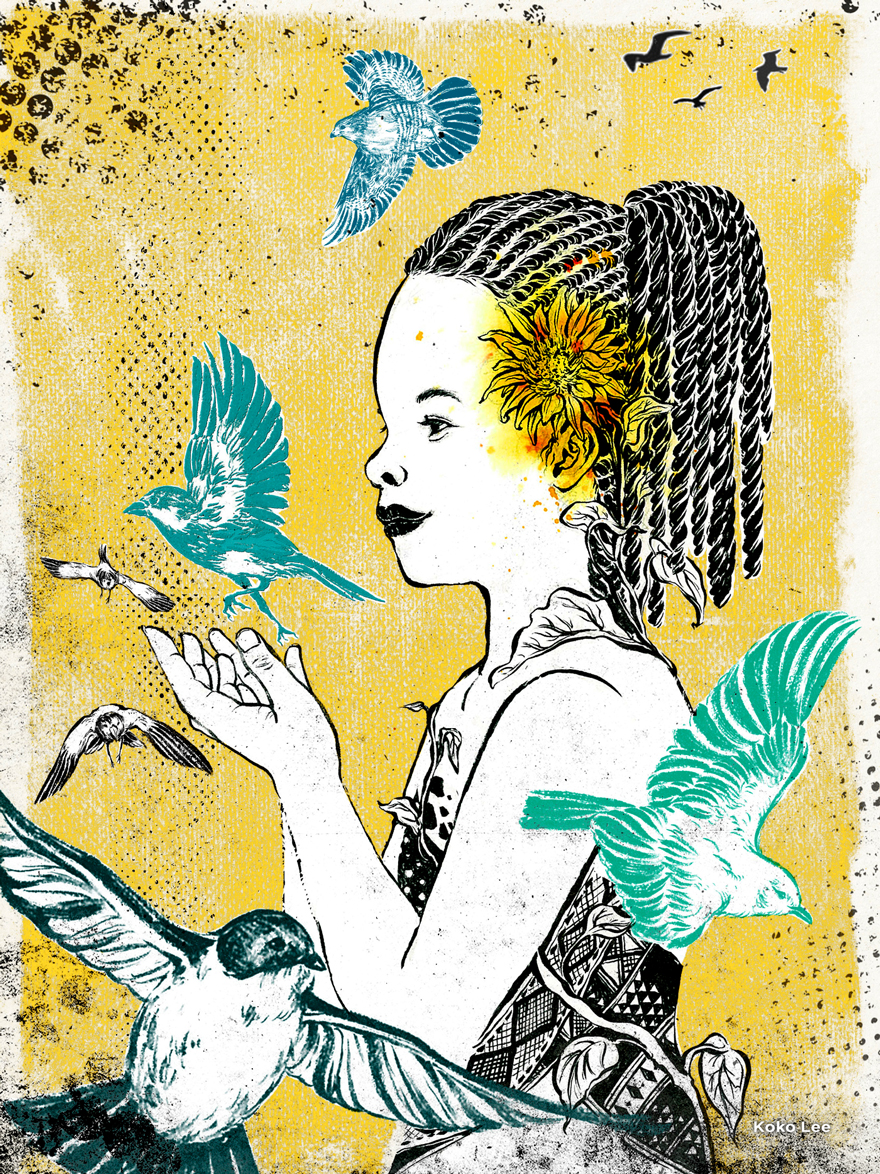 Illustration by Koko Lee