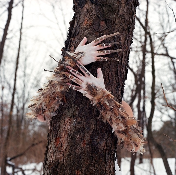 Photography by Meryl McMaster