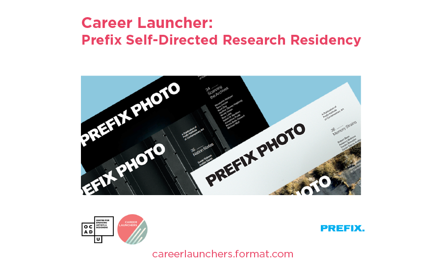 Call for Applications - Prefix Self-Directed Research Residency