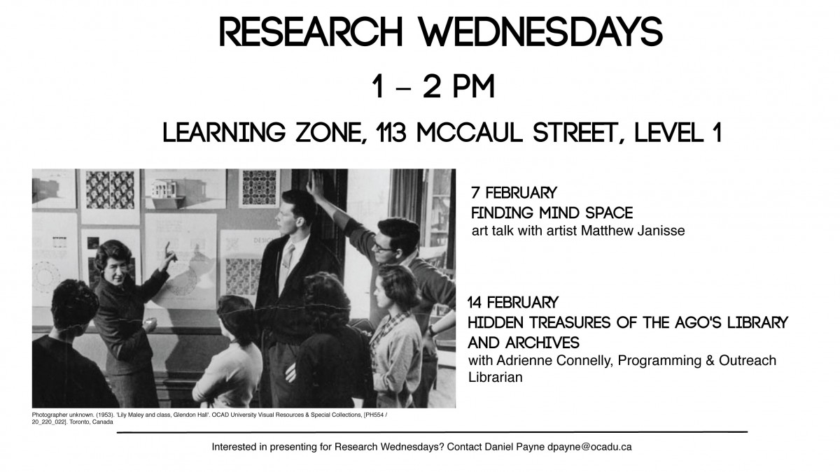 Research Wednesdays