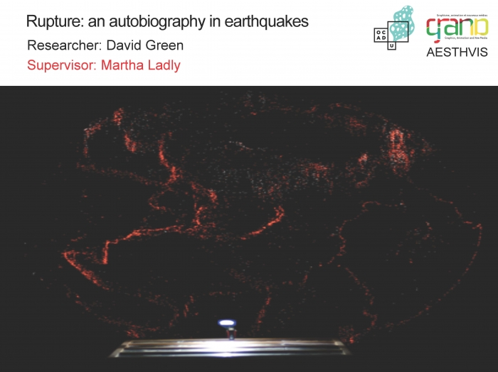 Rupture: An Autobiography in Earthquakes