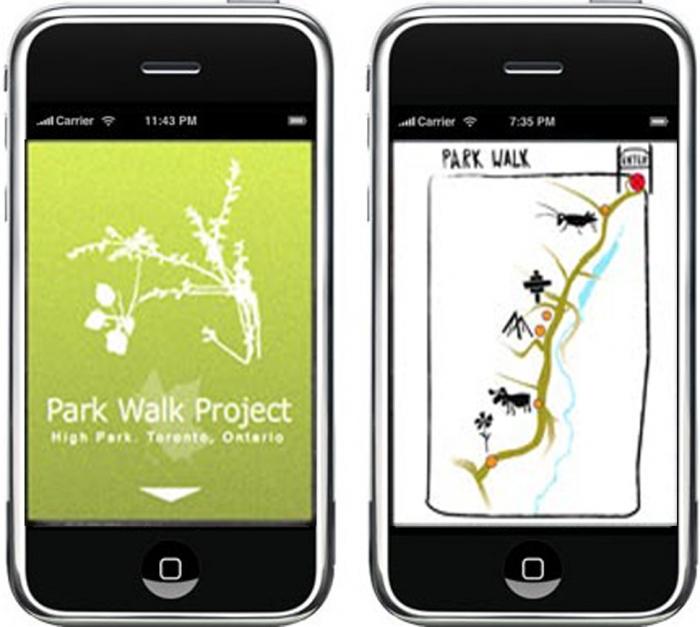 Park Walk Project