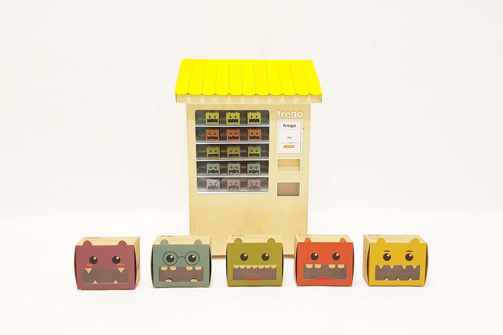 frego vending machine