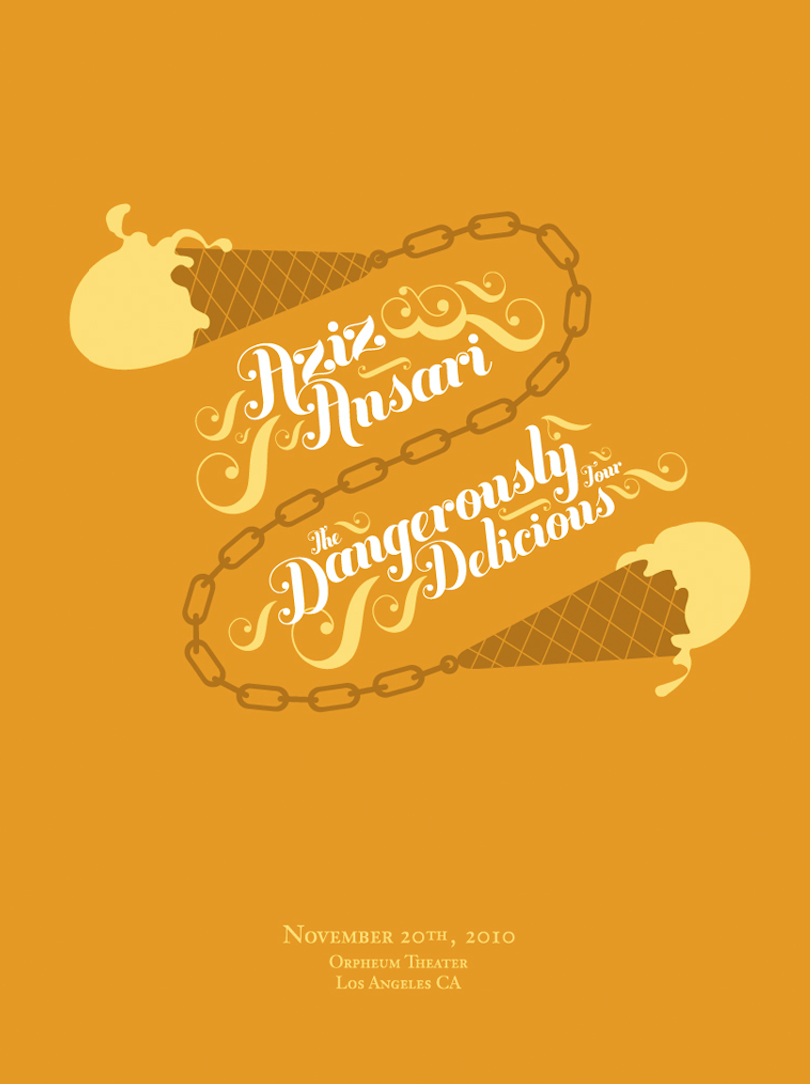 Aziz Ansari's The Dangerously Delicious Tour