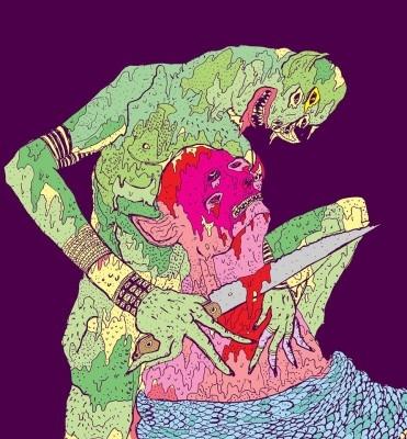 Art by Dustin McChesney