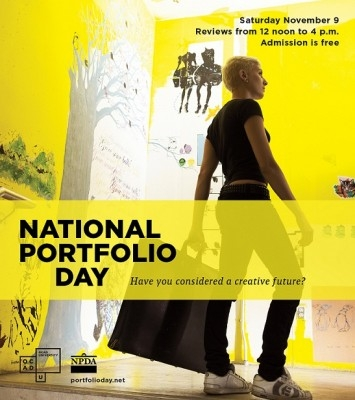 National Portfolio Day