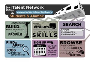 How To Use The OCAD U Talent Network