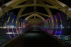 lightbridge at the Puente de Luz (rendering), 2013