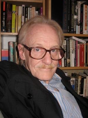 Photo of Peter Schjeldahl