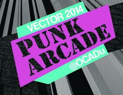 Punk Arcade Poster