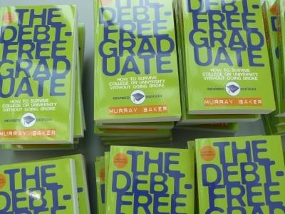 The Debt Free Graduate books