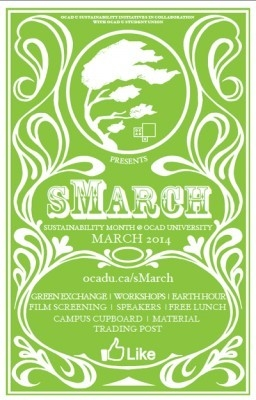 sMarch Event Poster