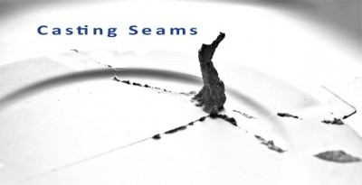 Casting Seams Event Poster