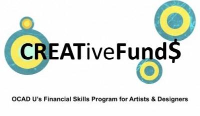 Creative funds logo for Money Mondays
