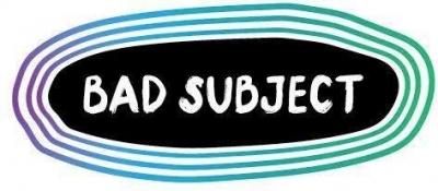 Bad Subject Logo