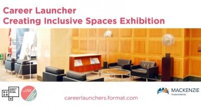 Creating Inclusive Spaces Exhibition