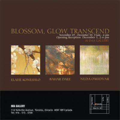 Blossom, Grow, Transcend