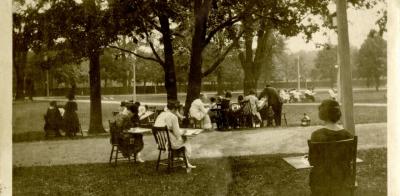 Alumni Archive Photo