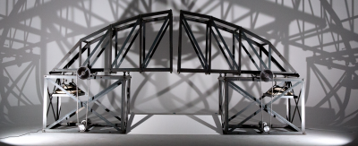 photo of a bridge structure