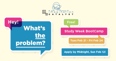 Hey, What's the problem? A Entrepreneurship BootCamp for Art & Design Students