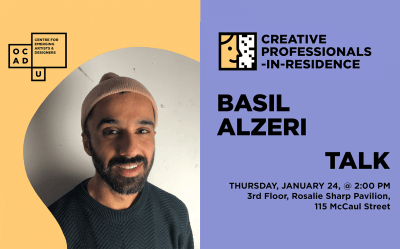 Basil AlZeri | Artist Talk