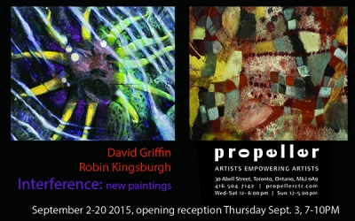 Artwork by David Griffin and Robin Kingsburgh