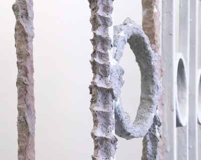 photo of abstract sculpture