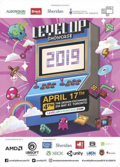 9th Annual Level Up