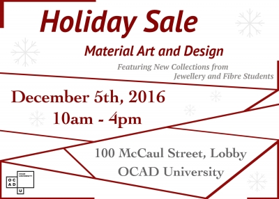 MAAD Holiday Sale
