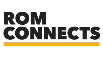 ROM Connects banner