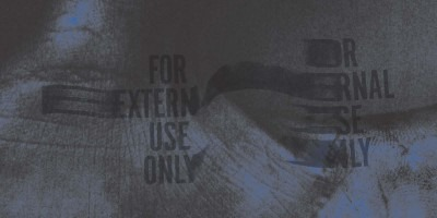 For External Use only postcard