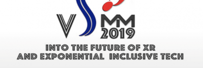 VSMM 2019: into the future of XR and Exponential Inclusive Tech