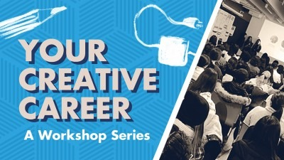 Your Creative Career Workshop series