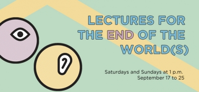 The Lecture at the End of the World