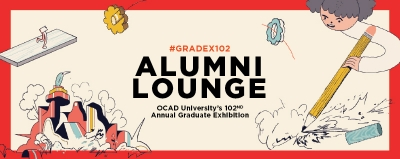 Alumni Lounge at GradEx 2017