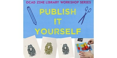 OCAD Zine Workshop Series: Linocut Printing