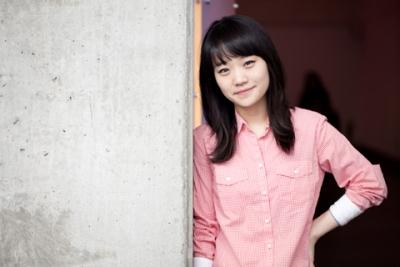 Jenn Seoyoung Kim at Grad Ex 2013. Photo by Christina Gapic.