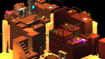 Pitfall Planet screenshot