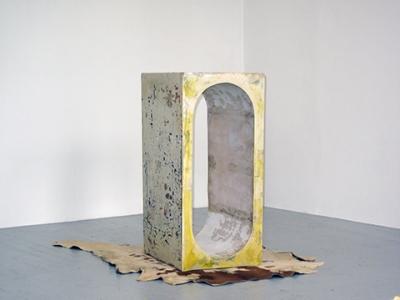 Work from Georgia Dickie's thesis series, Findings, 2011.